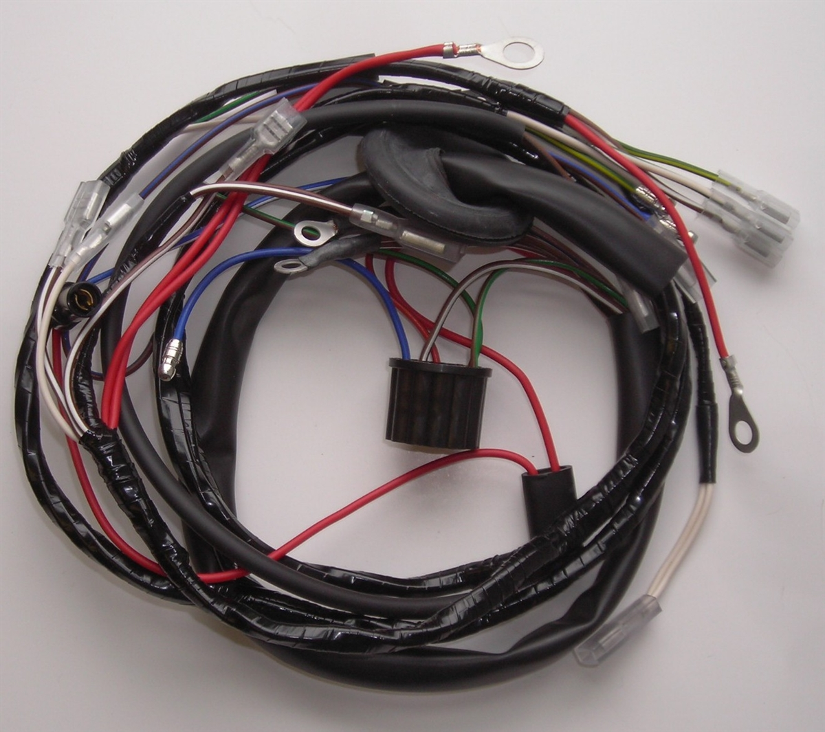 small resolution of wiring harnes 1967