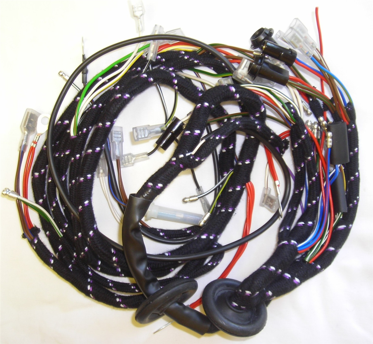 hight resolution of triumph t140 wiring diagram wiring library 1976 1978 triumph t140v tr7rv main harness mc73pb