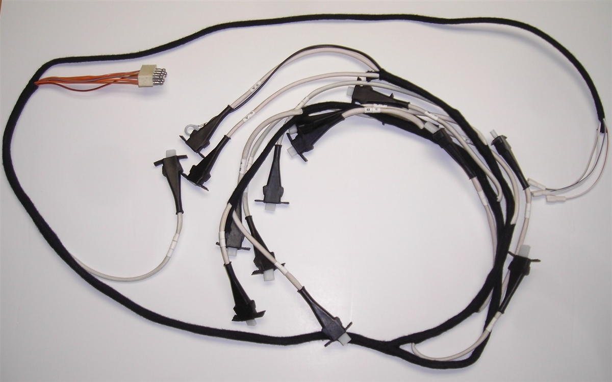 hight resolution of jaguar xj6 wiring harness wiring diagram loadfuel injection harness 1976 1979 jaguar series 2 xj12