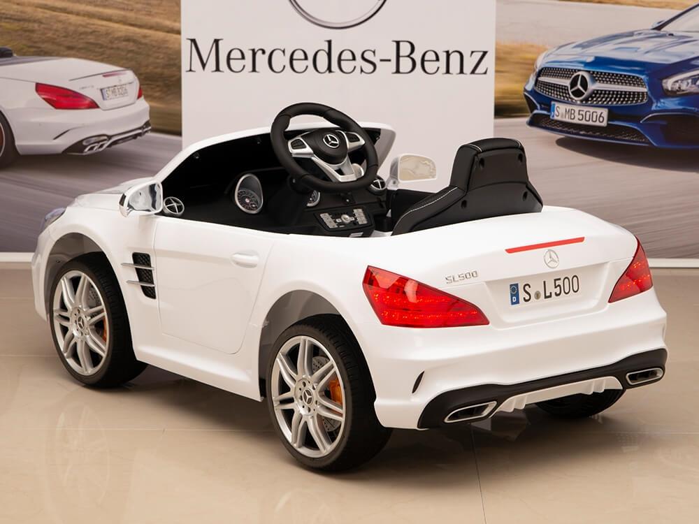 12v mercedes benz sl500