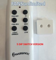 casablanca fan chq8bt7053t 5 dip switch casablanca fan w 42 replacement remote [ 844 x 1125 Pixel ]