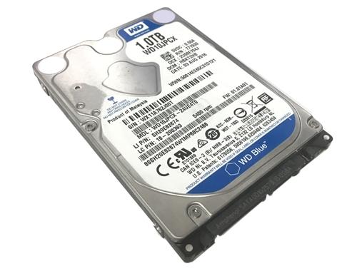 goHardDrive.com - Western Digital WD10JPCX 1TB 5400RPM 8MB Cache SATA 6.0Gb/s 2.5