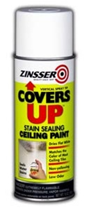 zinsser covers up ceiling tile paint 03688