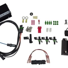 22re Ignition Coil Wiring Diagram Supco 3 N 1 Fast Street Kit For Efi Ret 3vz