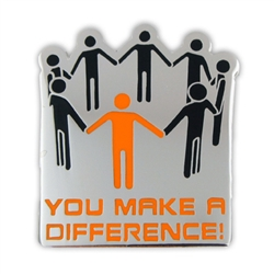make difference pin
