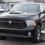 2009 2010 2011 2012 2013 2014 2015 2016 2017 2018 Dodge Ram 1500 Hood Scoop Hs002