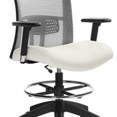 Mesh Drafting Chair Covers Cheap Global Total Office Vion Series Back 6328 6 Larger Photo
