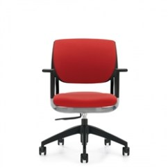 Office Chair Red Vanity Table With Chairs Bar Stools And Lounge For Sale At Global 6402 Model Novello Modern Fabric