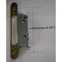 Fema Gov: Sliding Patio Door Hardware