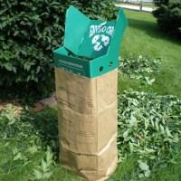 Leaf N Lawn Chute Leaf Bag Holder | LLCP | Free Shipping!