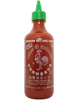 Huy Fong Sriracha Hot Chili Sauce