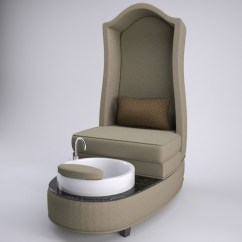 Spa Pedicure Chair Wooden Baby High Plans Audrey Foot Become A Michele Pelafas Insider