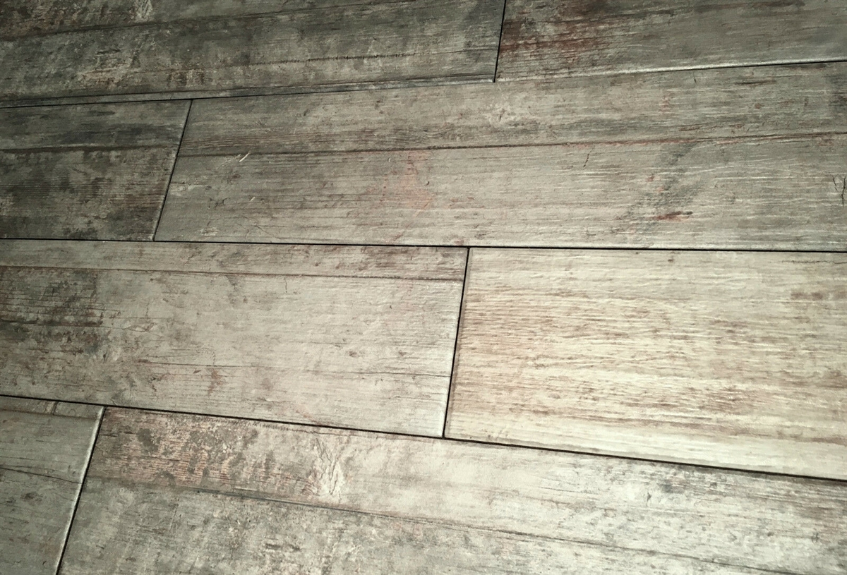 6x24 country ocean porcelain plank wood look field tile