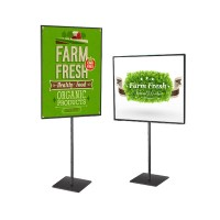 Retail Sign Holders, Retail Store Signs, Table Sign Holders