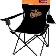 Folding Quad Chair Design Set Mlb Coleman