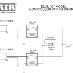 Viair Compressor Wiring Diagram 2006 Impala Factory Stereo 485c Next Generation Compressors With Sleek New Head Design Quieter Db Levels 100 Duty Cycle At 200 Psi