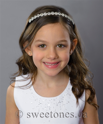 Flower Girl Or First Communion Veil Accessories First