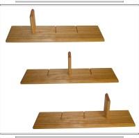 8 Slot No-Tip Tabletop Quilting Ruler Rack