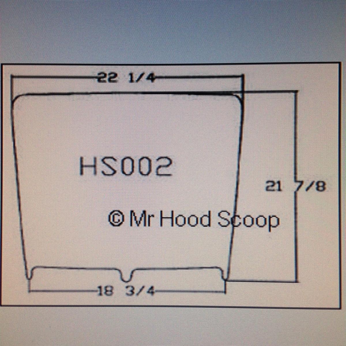 hight resolution of toyota tundra hood scoop hs002 by mrhoodscoop 2010 toyota tundra fuse diagram 2004 toyota tundra hood
