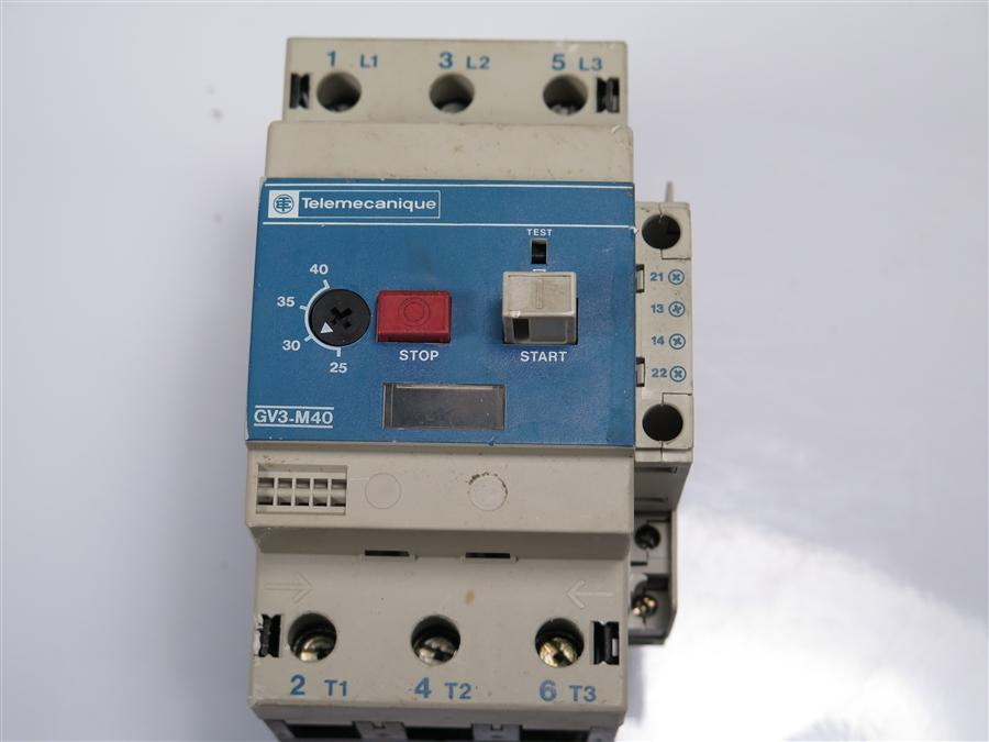 GV3M40 R TELEMECANIQUE GV3M40