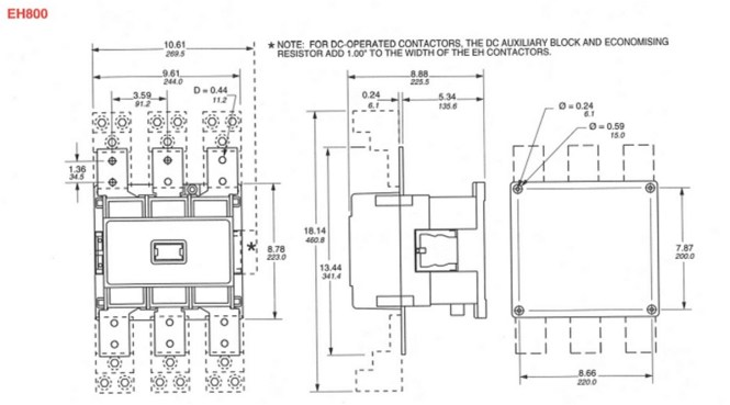 magnetic contactor wiring diagram The Wiring – Wiring Diagram Contactor
