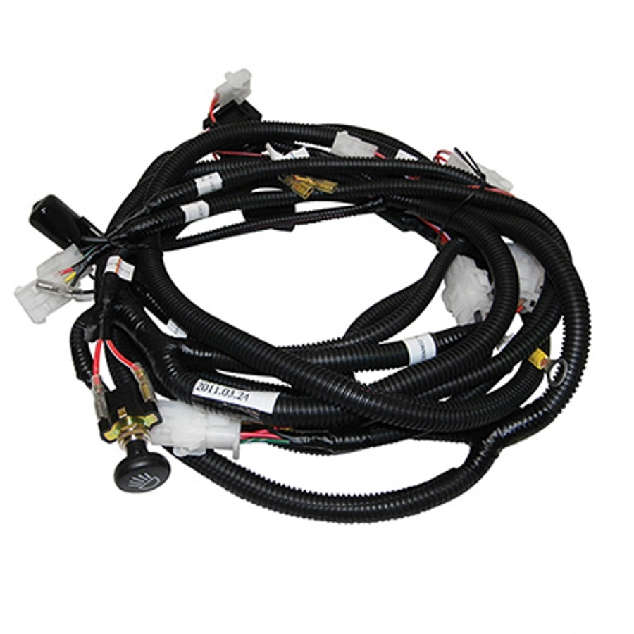 medium resolution of rhox complete light wiring harness for e z go txt 94 golf cart ezgo rxv wiring harness diagram ezgo wiring harness