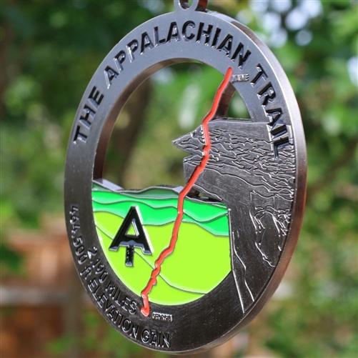 Appalachian Trail Medal  Trail Gifts