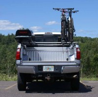 The Double Side Truck Rack System- Patented Base Rack for ...