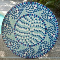 Outdoor Mosaic Tiles | Tile Design Ideas