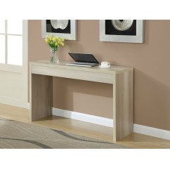 Sofa Console Tables Wood Im King Cool T Shirt Contemporary Table In Weathered White Finish Fastfurnishings Com