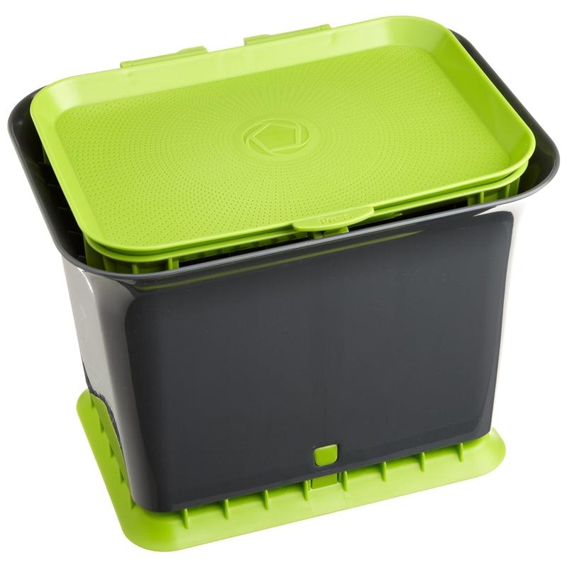 compost bin for kitchen mosaic backsplash fresh air collector composting fastfurnishings com