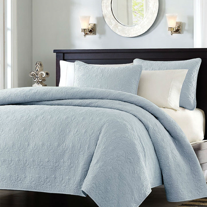 full queen size quilted