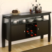 Modern Dining Room Sideboard Buffet Server Console Table ...