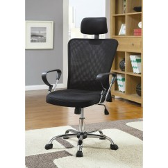 Computer Chair Back Where To Make Cushions High Executive Mesh Office With