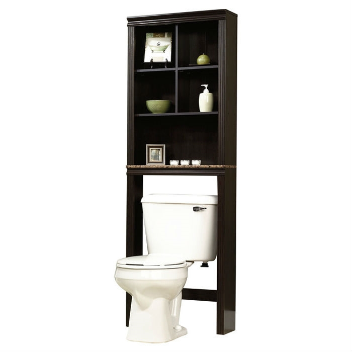 Bathroom Storage Cabinet Over Toilet Bathroom Storage Cabinet Shelves Cubby Etagere