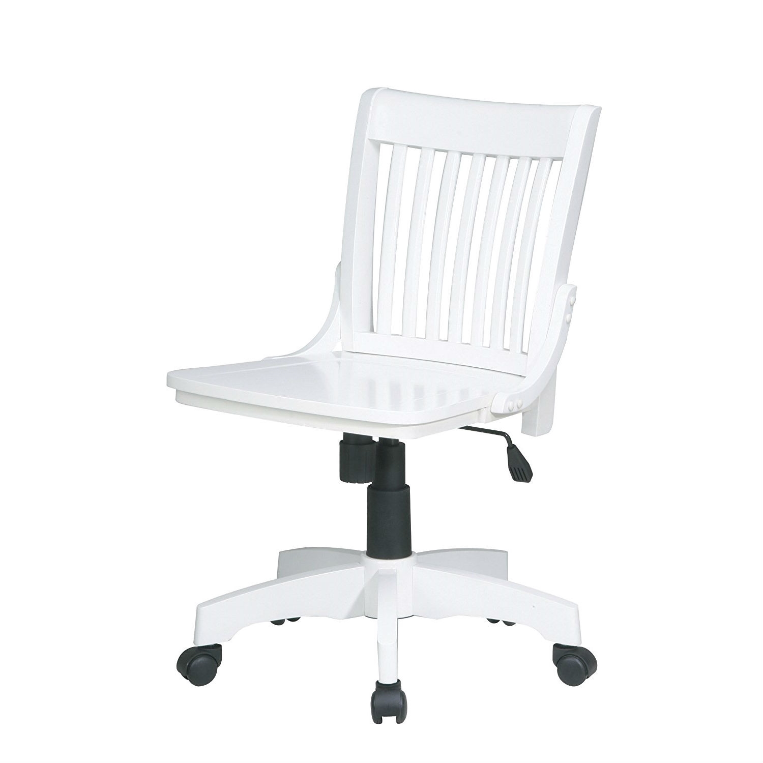 ikea chair mat standing yoga poses for seniors white armless bankers with wood seat