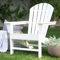 Outdoor Weather Resistant Patio Deck Garden Adirondack ...