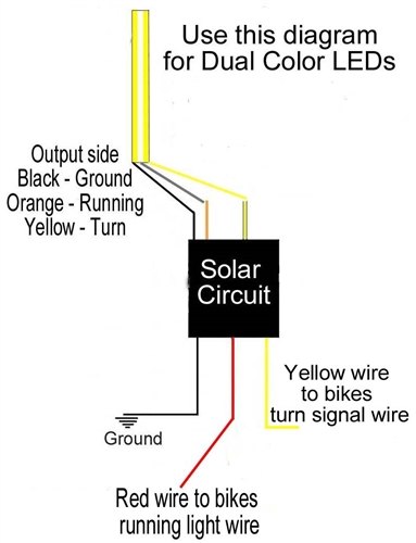 Wiring Diagram Additionally Motorcycle Turn Signal Wiring Diagram