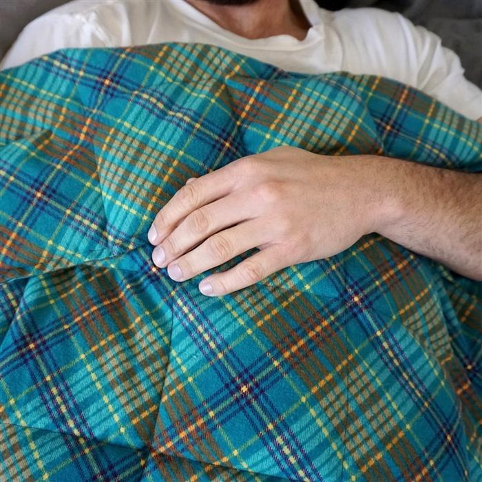 premium cotton weighted blanket