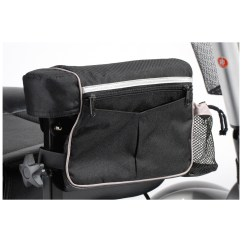 Power Chair Accessories Bags Outdoor Hammock Wheelchair Armrest Bag