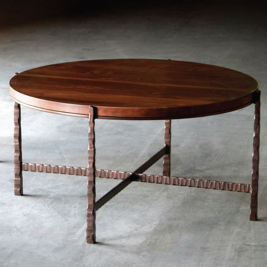 nash 36 round cocktail table