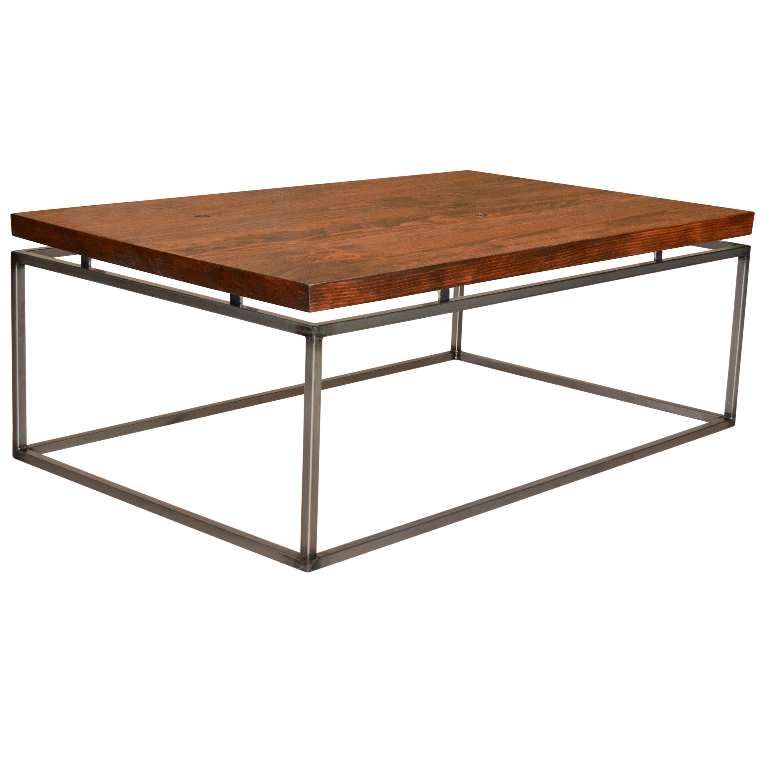 american country cocktail table