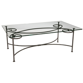 wrought iron coffee tables timeless