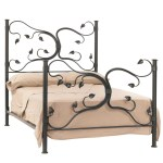 Wrought Iron Bed Eden Isle Bed