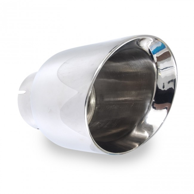 tip 4 exhaust stainless steel tip