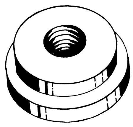 Kent-Moore J-44708 Installer, Output Shaft Seal (J44708)