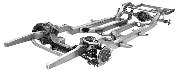 Roadster Shop REVO Stage III Chassis is available from the