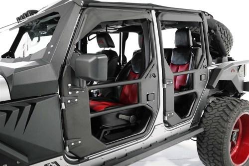 small resolution of jeep cj5 tube door