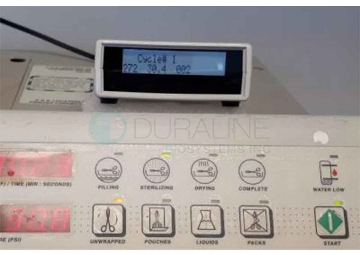 hight resolution of autoclave printer