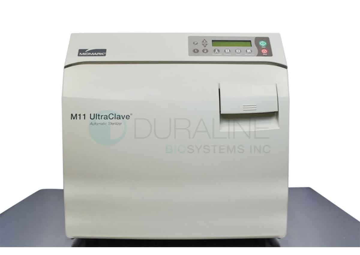 refurbished midmark ritter m11 ultraclave current model larger photo [ 1200 x 850 Pixel ]